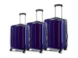 ADVENTURA Spinner Trolley Set 79/65/55 cm (fialová)